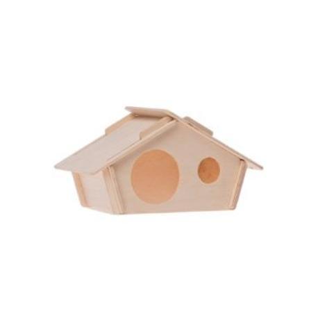 Domek pro hlodavce NEO dřevo Zolux