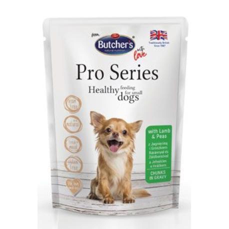 Butcher's Dog pouch jehněčí kapsa 100g