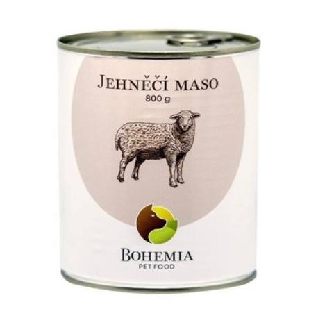 Bohemia jehněčí maso ve vlastní šťávě 800g
