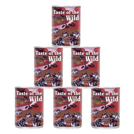 Taste of the Wild Konz. Southwest Canyon Dog 6x390g