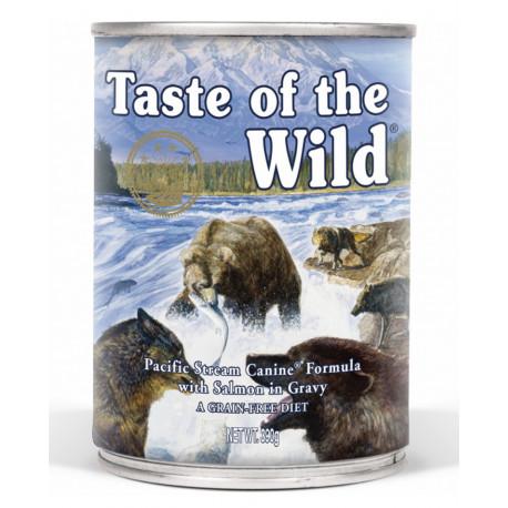 Taste of the Wild konz. Pacific Stream Dog 390g