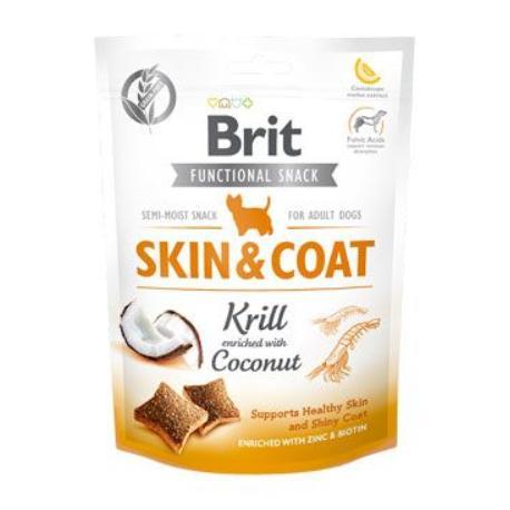Carnilove Dog Functional Snack Skin&Coat Krill 150g