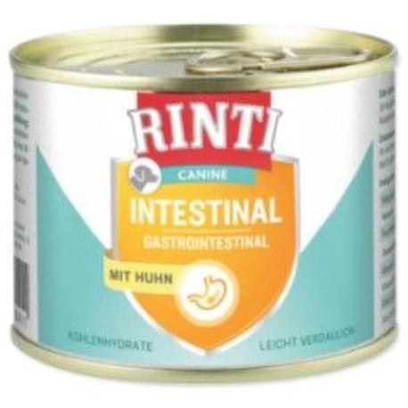 Rinti Dog Konz. Canine Intestinal kuře 185g