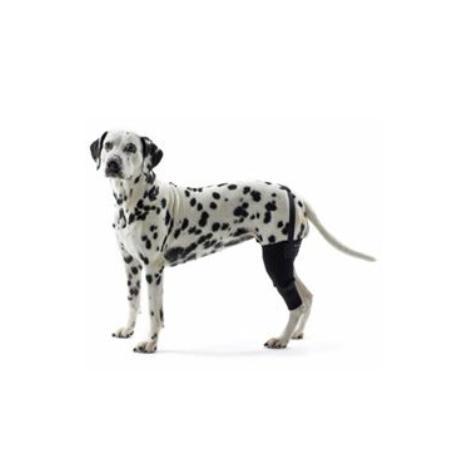 Bandáž na koleno pro psa KRUUSE Rehab M Levá