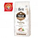 Brit Dog Fresh Turkey & Pea Light Fit & Slim 12kg