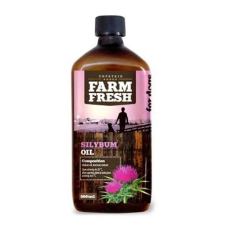 Farm Fresh Ostropestřecový olej /Silybum Oil/ 500 ml
