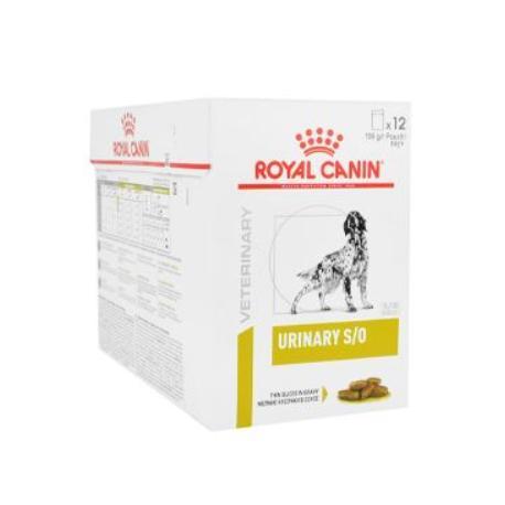Royal Canin VD Canine Urinary S/O 12x100g