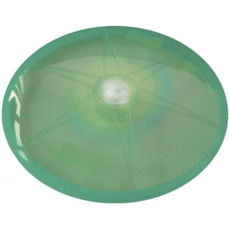 Nobby LED blikající frisbee pro psy zelené 15 cm