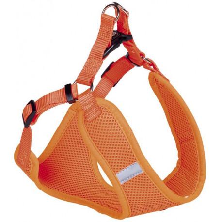 Nobby hrudní postroj XL neon oranžová