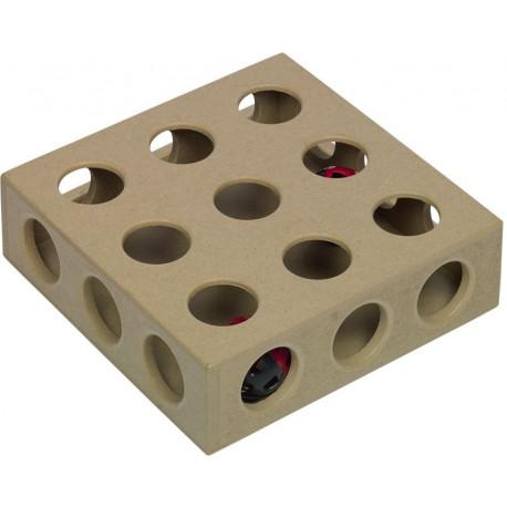 Nobby Activity Toy Cube aktivní hračka pro kočku 24x24cm