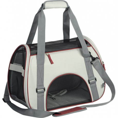 Nobby přepravní taška ALOR do 6kg šedá 40 x 20 x 33 cm