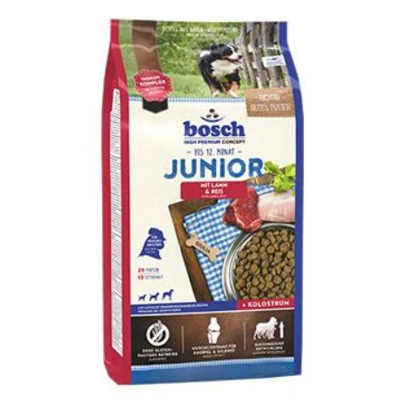 Bosch Dog Junior Lamb&Rice 15kg