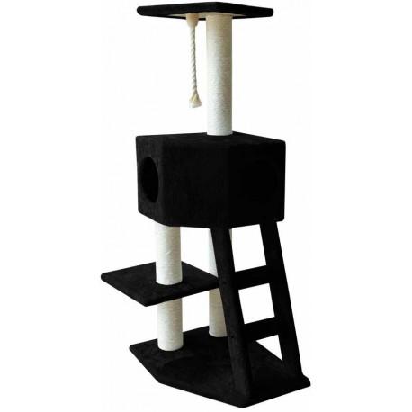 Nobby Classic Fano patrové škrabadlo pro kočku černá 121cm