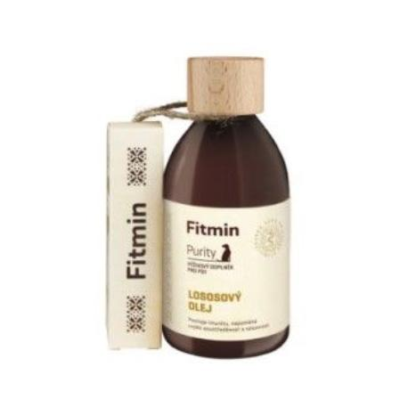 Fitmin Dog Purity Lososový olej 300ml