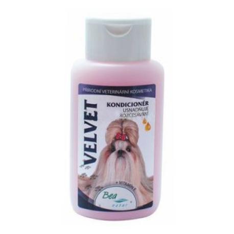 Kondicioner Velvet rozčesávací pes Bea 310ml