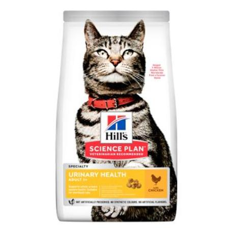 Hill's Fel. Dry Adult Urinary Health Chicken 7kg