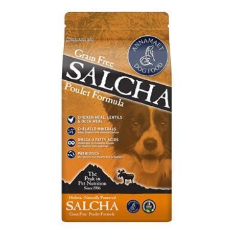 Annamaet Grain Free SALCHA 11,35kg