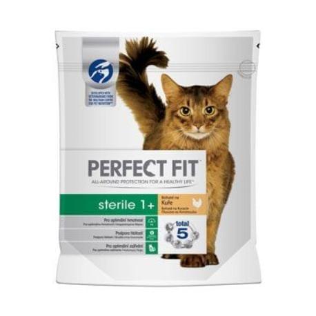 Perfect Fit CAT Sterile 1+ s kuřecím 1,4kg