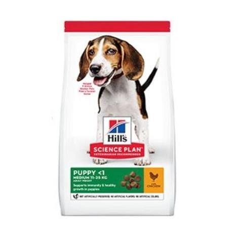 Hill's Can.Dry SP Puppy Medium Chicken 2,5kg