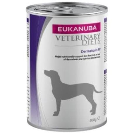 Eukanuba VD Dog konz. Dermatosis 375g