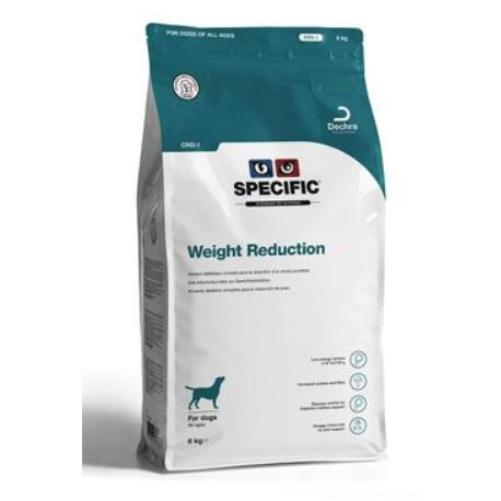 Specific CRD-1 Weight Reduction 1,6kg pes