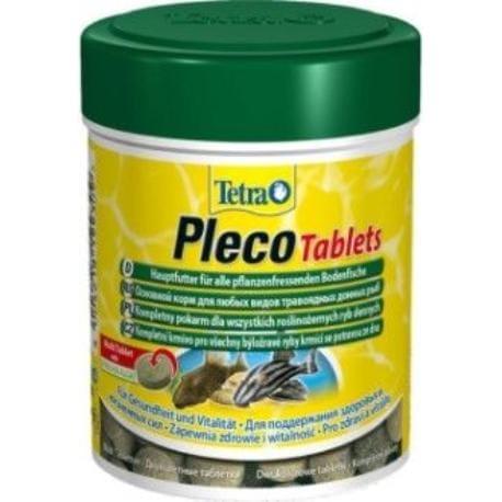 Tetra Pleco Tablets 275tbl.