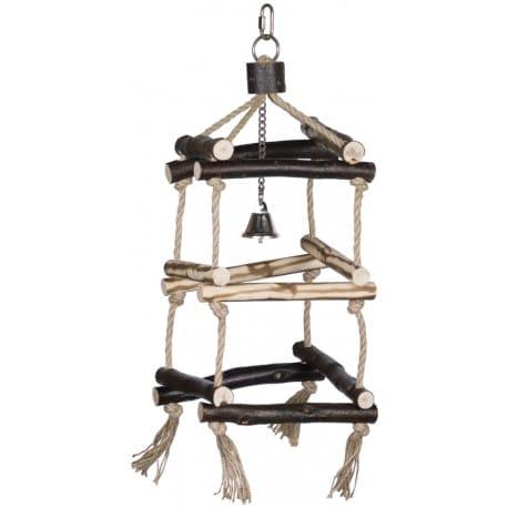 Nobby sisalový věž pro papoušky L 40 x 18 cm