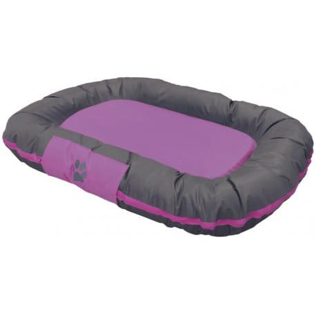 Nobby RENO odolný polštář pro psy fialová 80x58x10cm