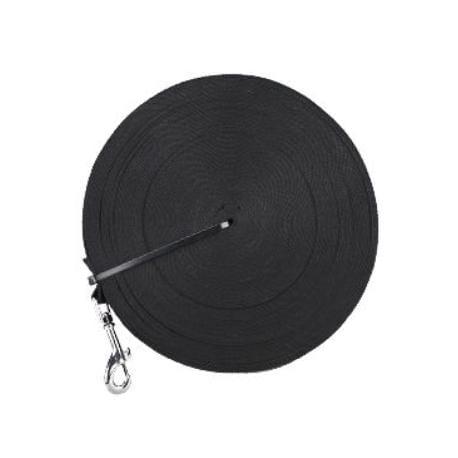 Vodítko DINOFASHION stopovací ploché černé 30m/2cm