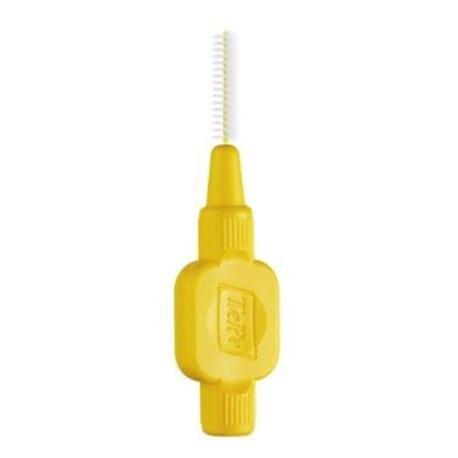 Zub.kartáček TePe 0,7mm mezizubní žlutý 8ks