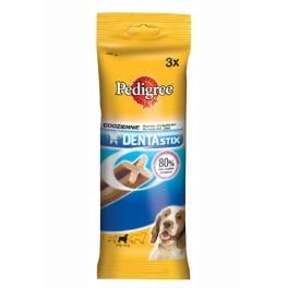 Pedigree Pochoutka Denta Stix Medium 3ks 77g