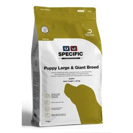 Specific CPD-XL Puppy Large & Giant Breed 4kg pes