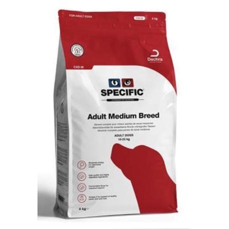 Specific CXD-M Adult Medium Breed 7kg pes