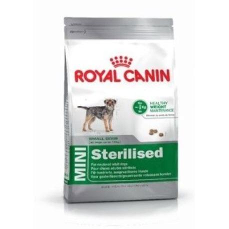 Royal canin Kom. Mini Sterilised1kg