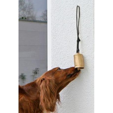 Hračka pes Zvon signální 2ks KAR