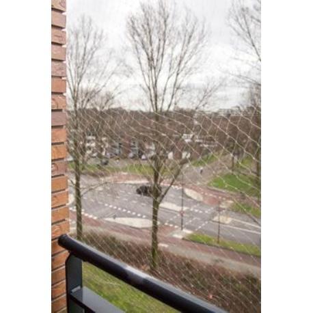 Síť ochranná na balkon 2x1,5m KAR