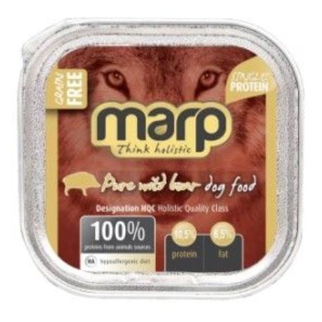 Marp vanička pro psy Wild Boar s divočákem 100g