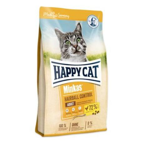 Happy Cat Minkas Hairball Contrl. Geflugel 1,5kg