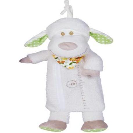 Nobby hračka pro psy ovečka ploché tělo 44 cm