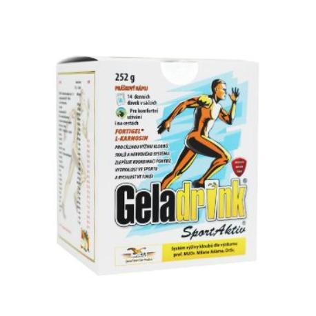 Geladrink SportAktiv sáčky 252g