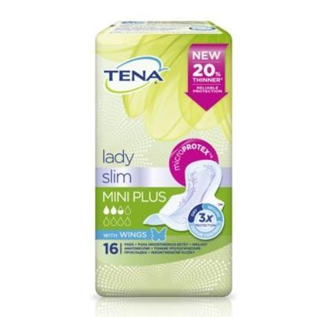 Tena Lady vložky inkontinenční Mini Slim plus 16ks