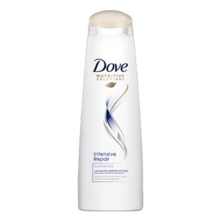 Dove šampon Intense Repair šampon pro poškozené 250ml