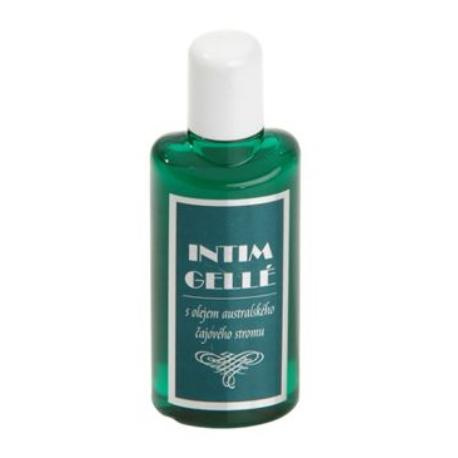 Tea Tree Oil intim gelle TOPVET 115ml