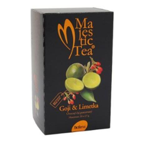 Čaj Majestic Tea Goji+Limetka 20sacc