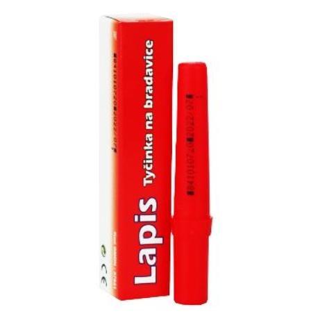 Lapis-stilus argenti, tyčinka na bradavice 1ks