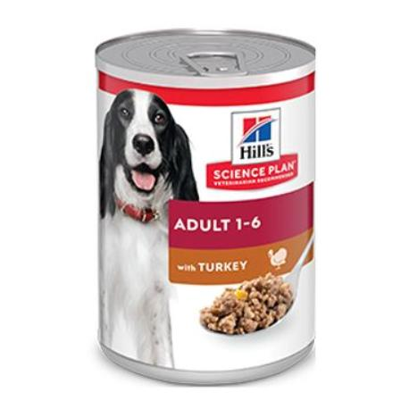 Hill's Can. konz. SP Adult Turkey 370g