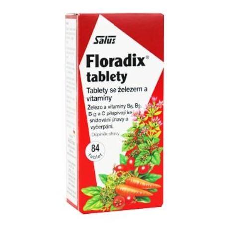 Salus Floradix 84tbl