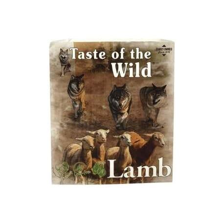 Taste of the Wild Dog Vanička Lamb&Chicken 390g