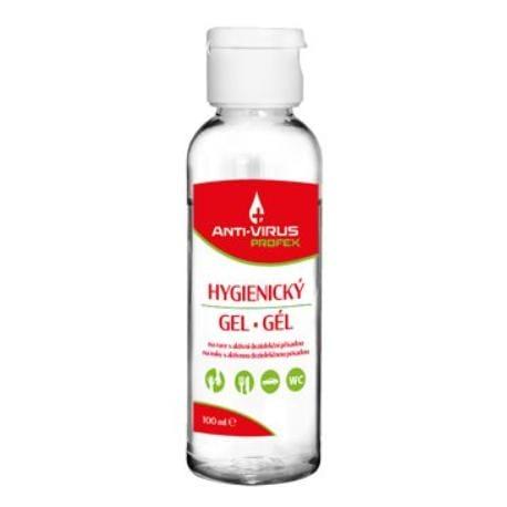 Dezinfekční gel na ruce Anti-VIRUS PROFEX 100ml