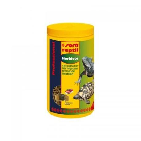 Sera Reptil Proffesional Herbivor 1000ml